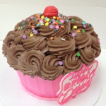 Simply Sweet Chocolate Cupcake