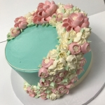 Simply Sweet Floral Cascade