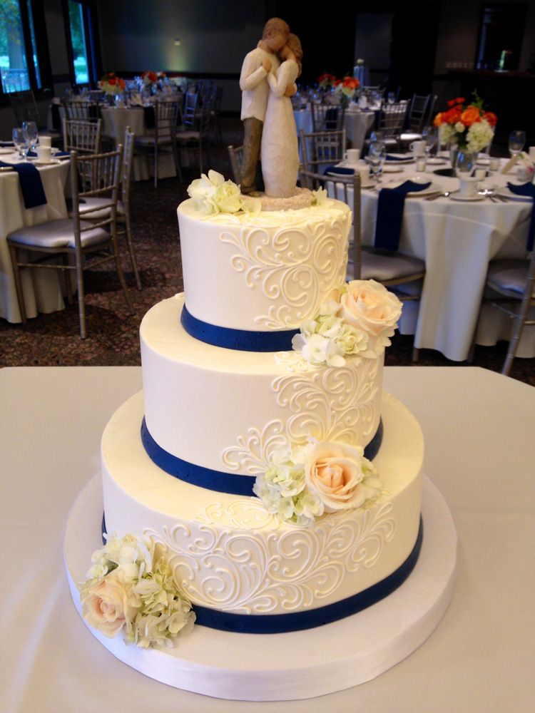 Classic Wedding Cakes | White Flower Cake Shoppe
