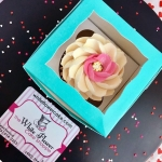 Signature Cupcake with Window Box