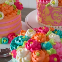 Buttercream Cakes