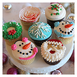 Cake Decorating Classes Cleveland : White Flower Cake Shoppe cupcakes, cakes, Decorating ...