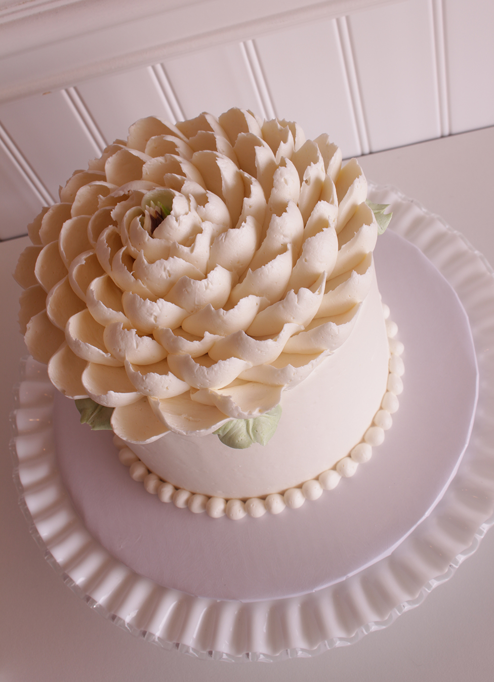 The Simply Sweet Collection White Flower Cake Shoppe