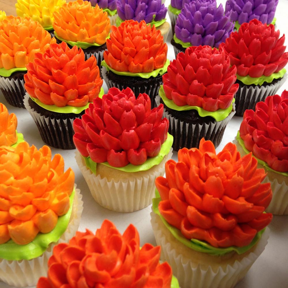 Cupcake Gallery White Flower Cake Shoppe